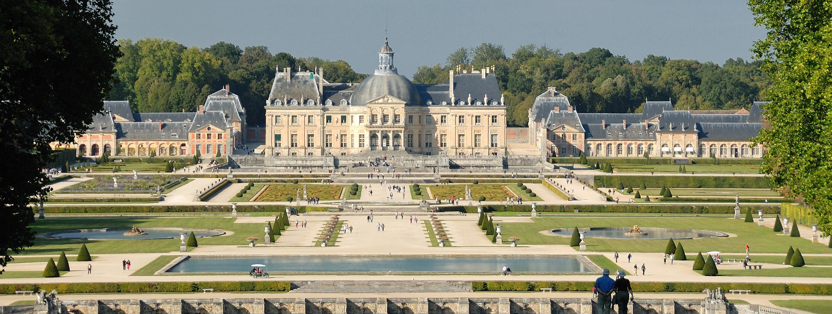 Découverte des châteaux de Seine et Marne