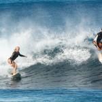 Les surfeurs