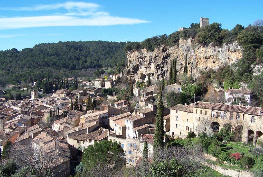 Sur les traces des pèlerins de Provence