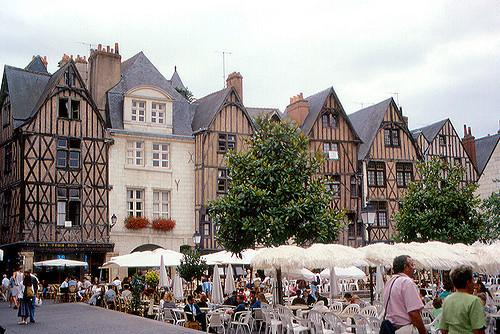 Découverte de la ville de Tours