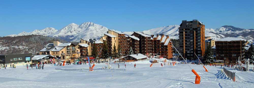 Marion et Marc-Antoine vous invitent au ski