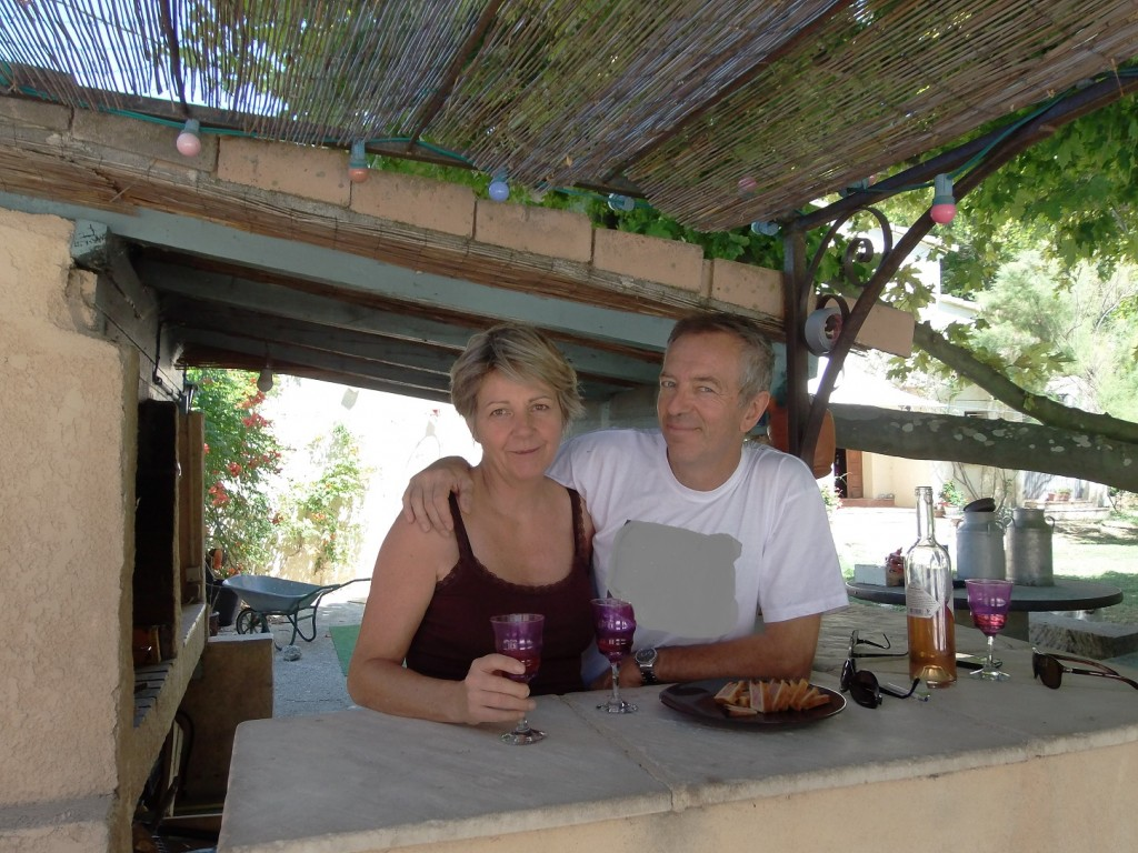 Weekend Chantal et Bernard vous invitent au Thor