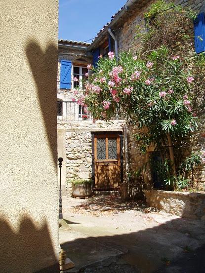 Weekend Une maison de village dans le haut du Gard