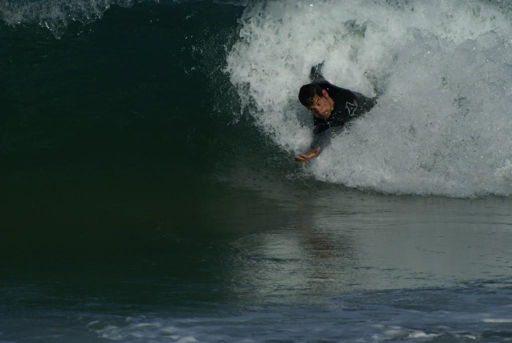 Weekend Bodysurf et rando à St Jean de Luz avec Nicolas