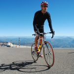 Weekend de Bruno - Le Ventoux à vélo