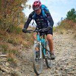 Weekend de Julien - Sorties VTT dans les Alpilles