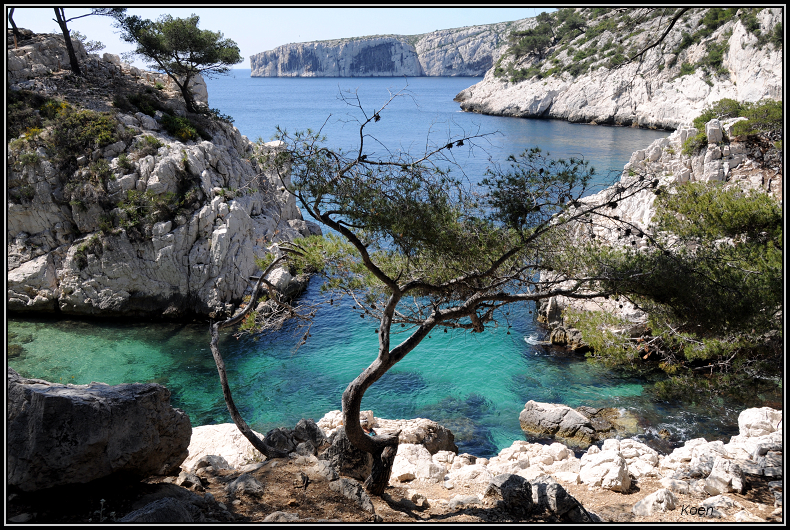 Weekend Balades dans Marseille et les calanques