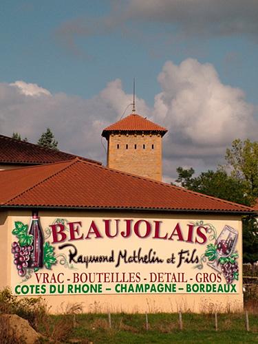 Weekend Gastronomie et oenotourisme dans le Beaujolais