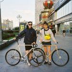 Weekend de Jean et Annie - Le Beaujolais en vélo