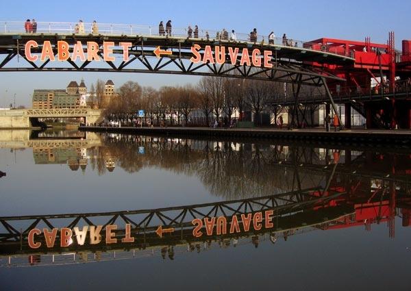 week end Paris la Villette
