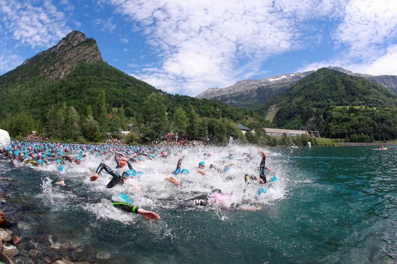 Les plus beaux triathlons de France