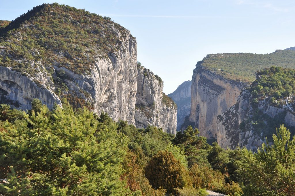 Weekend Gorges du Verdon par le sentier Martel