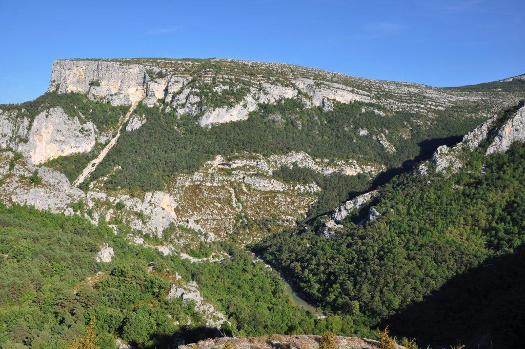 Weekend Gorges du Verdon par le sentier Martel