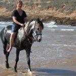 Weekend de Nathalie - Balades et randonnées équestres à Essaouira – Maroc