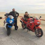 Weekend de Philippe - Week-end moto dans l'Hérault au départ de St Chamas (13) ou limitrophe