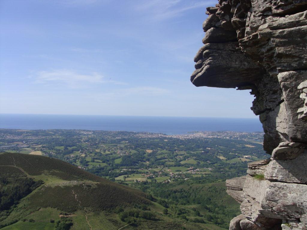 weekend pays basque randonnée gastronomie