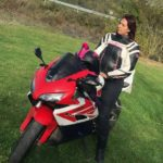 Weekend de Catherine - Balades moto en Normandie