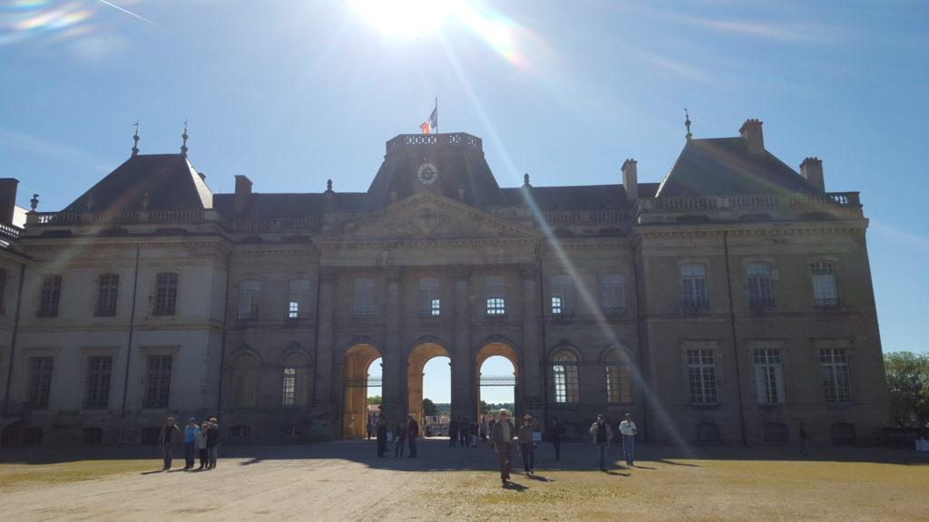 Weekend Chateau de Lunéville