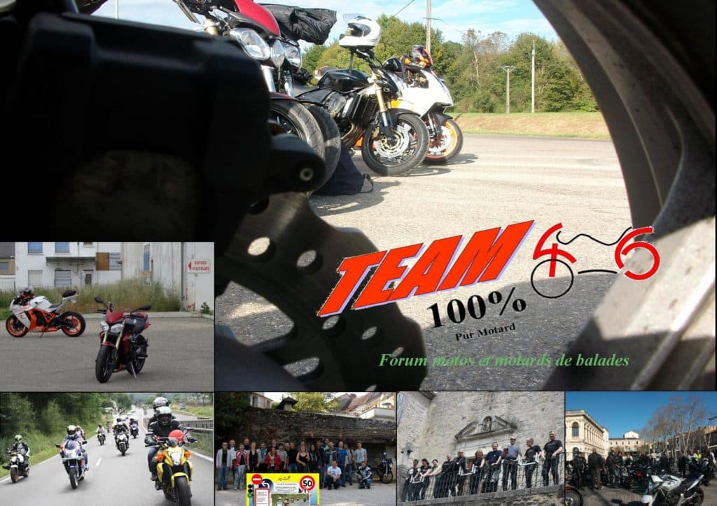 Weekend Weekend de balades motos