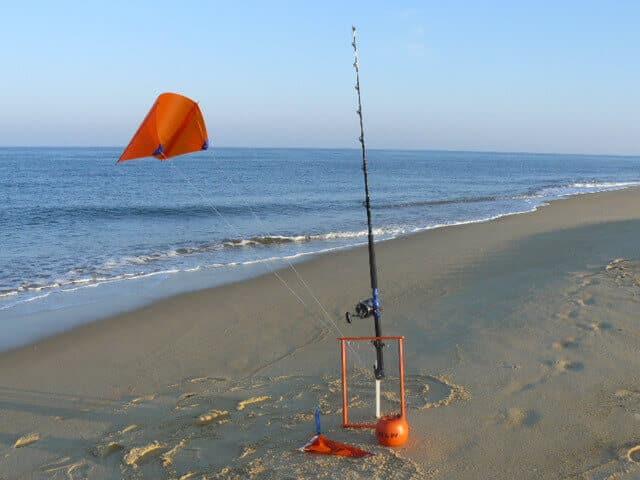 weekend pêche au cerf volant kitefishing gironde