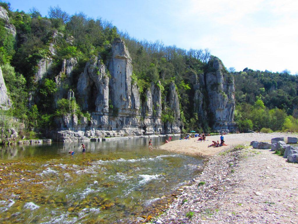 Weekend Découverte des gorges de l'Ardèche…