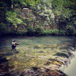 Weekend de David - Découverte des rivières à truites de l'Ariège