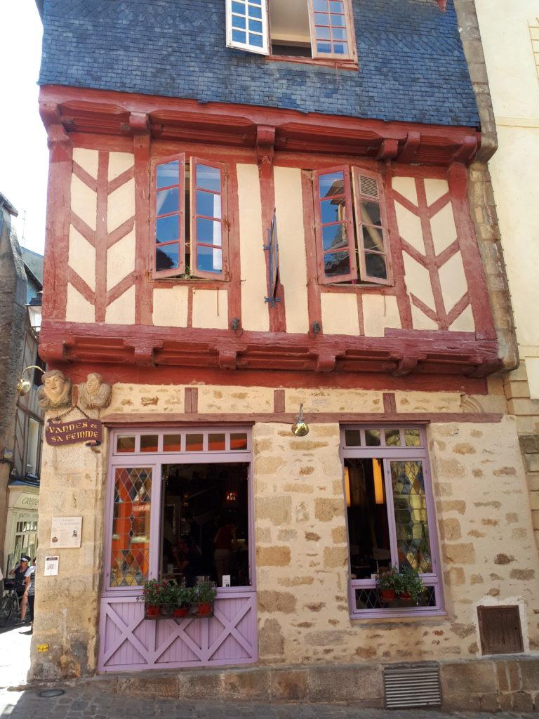 Weekend Ghislaine vous invite pour une balade à Vannes et dans le Golfe du Morbihan (56)