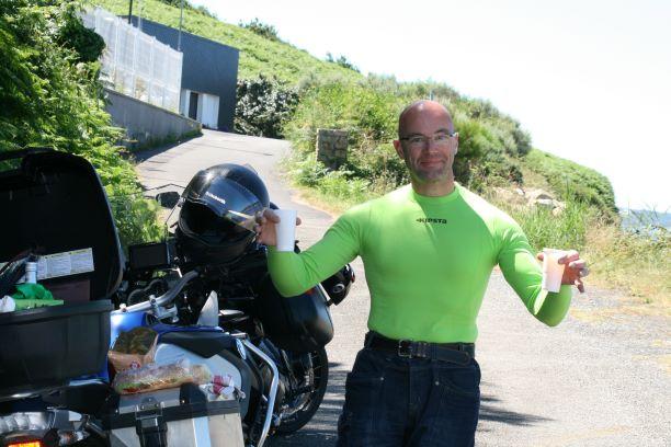 Weekend de Arnaud - Arnaud vous propose de découvrir la Bretagne à moto