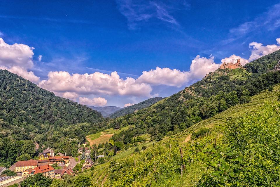 Weekend Eliette vous accueille pour la découverte ou des randonnées en Alsace