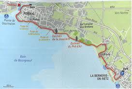 Weekend Balade côtière, Pornic, circuit de la baie….