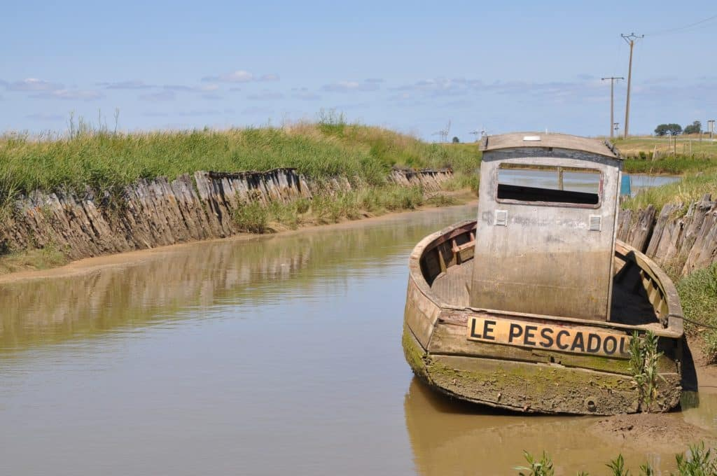 Weekend Weekend sur l'estuaire de la Gironde