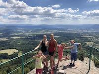 Weekend Promenade familiale dans les Vosges