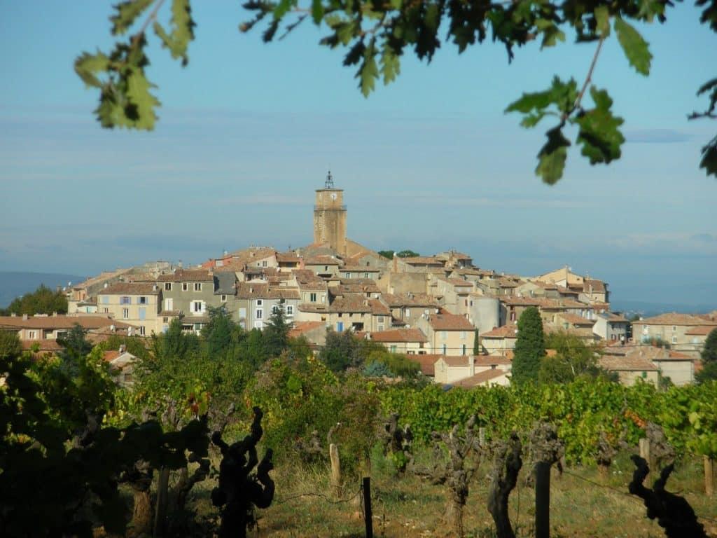 Weekend Marine et Florent vous emmènent découvrir les paysages du Vaucluse