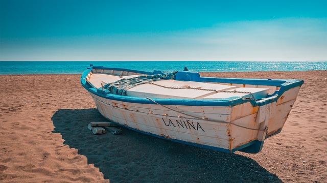Les meilleures plages d'Andalousie,