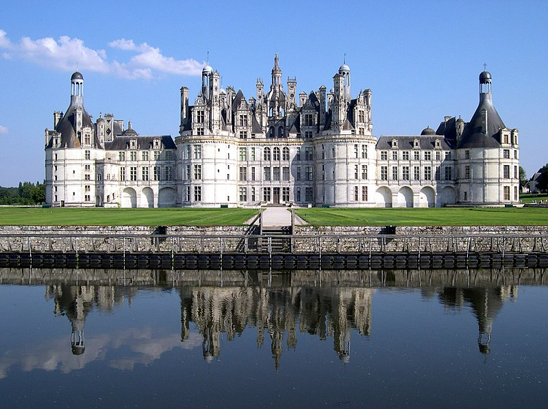 découvrir les chateaux de Loire