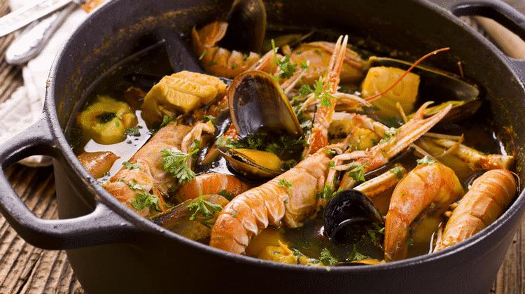 Découvrir les plats typiques de Marseille.