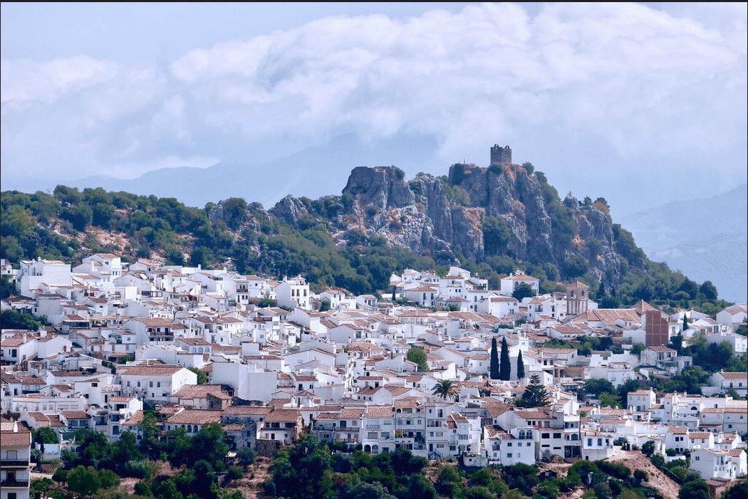 Via Ferrata en Andalousie