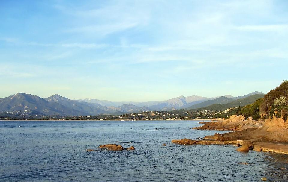 Les plus belles plages d'ajaccio