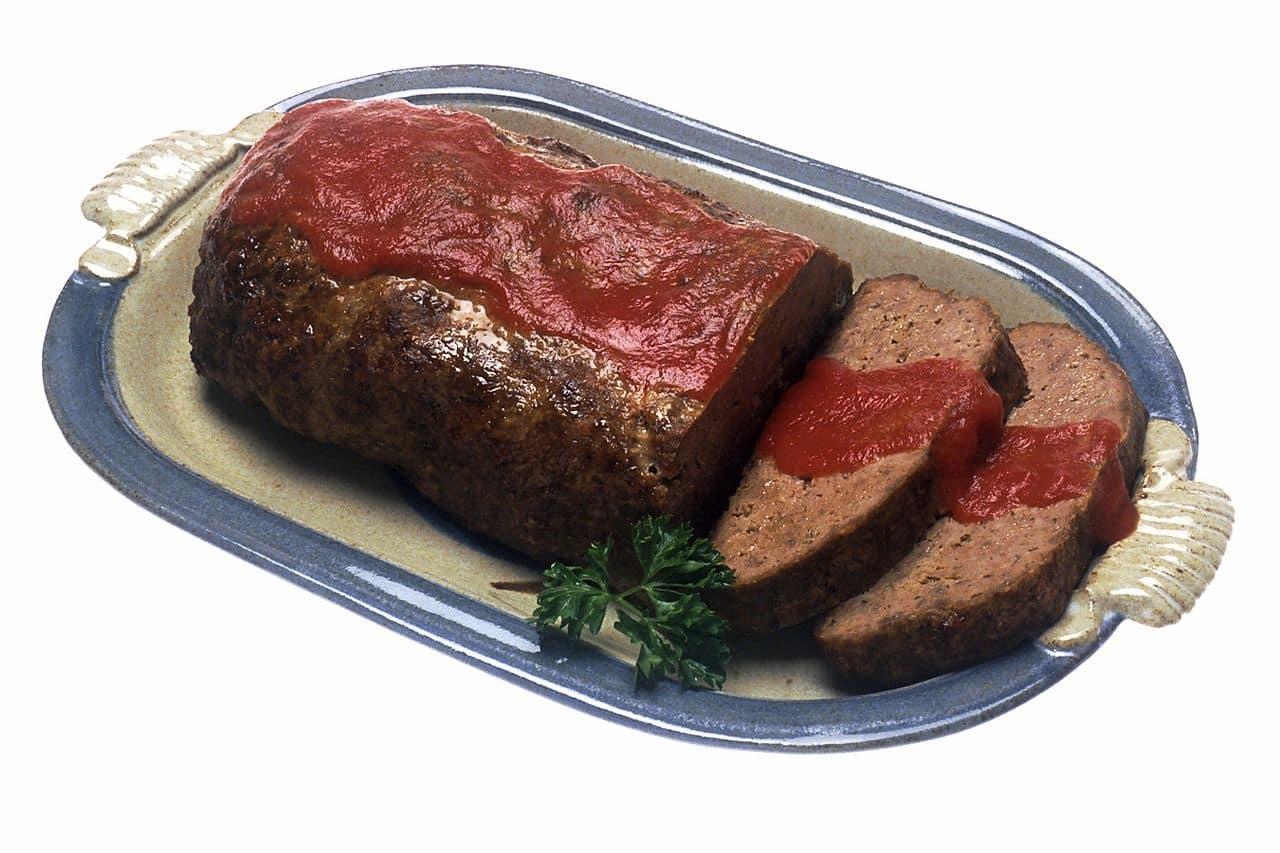 les spécialités culinaires canadiennes - pain de viande