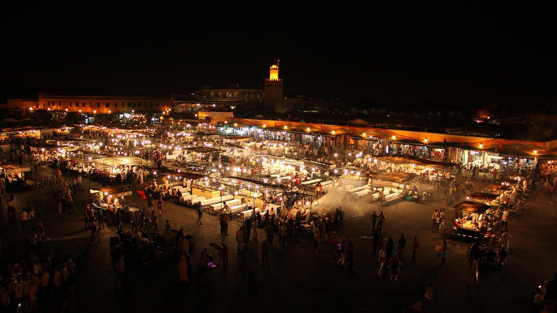 Week-end au Maroc pas cher