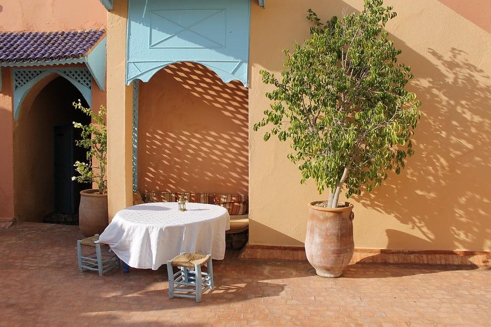 Séjour chez l'habitant au maroc