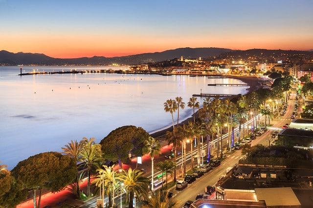 Découverte du Festival de Cannes
