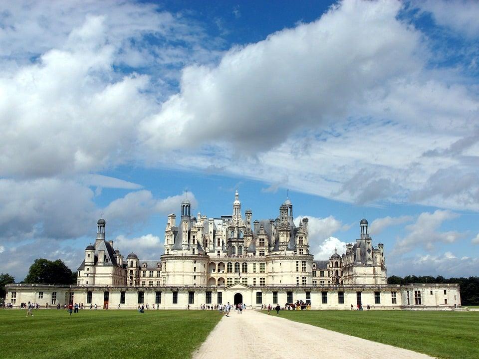 weekend châteaux de la Loire
