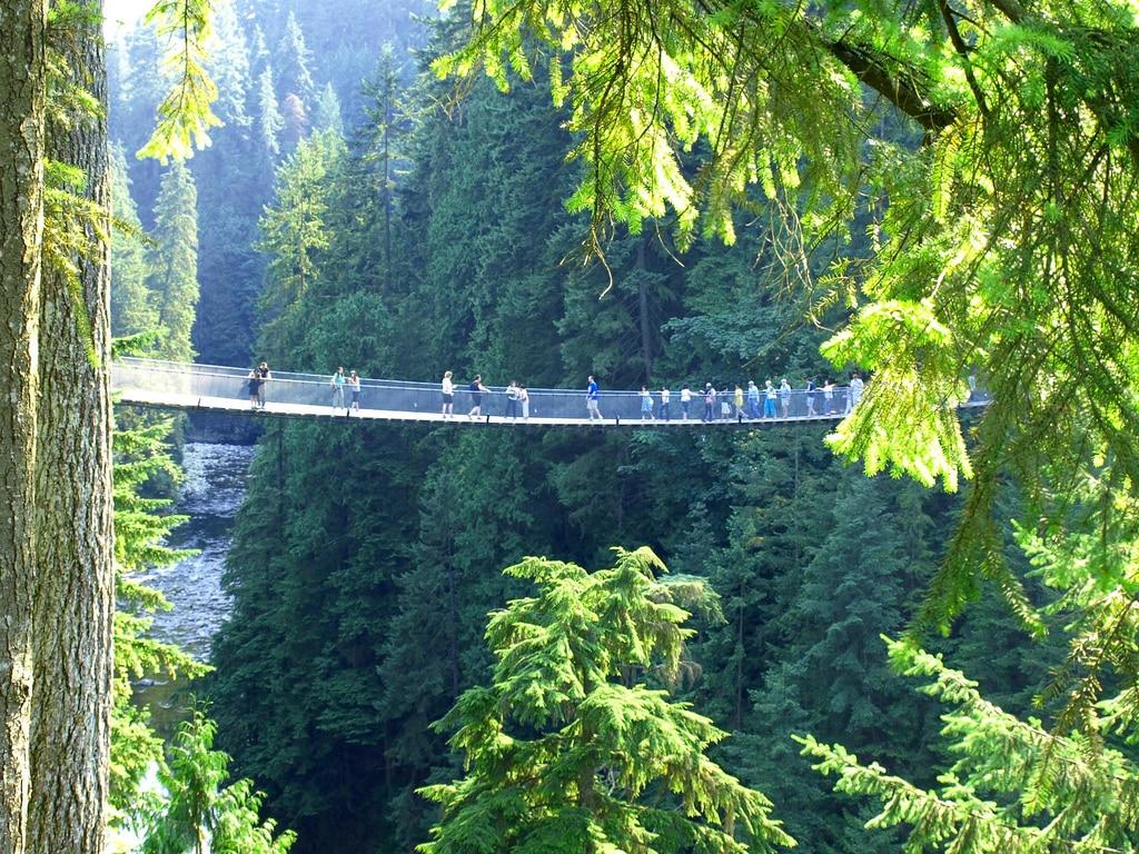 Séjour nature à Vancouver