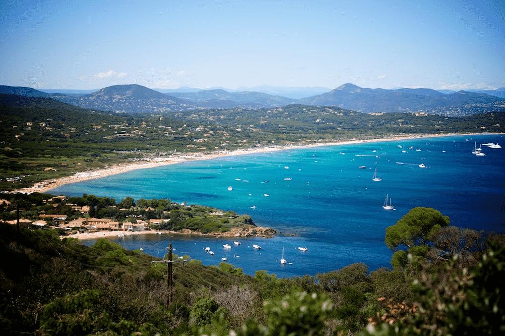 Visite de Saint-Tropez