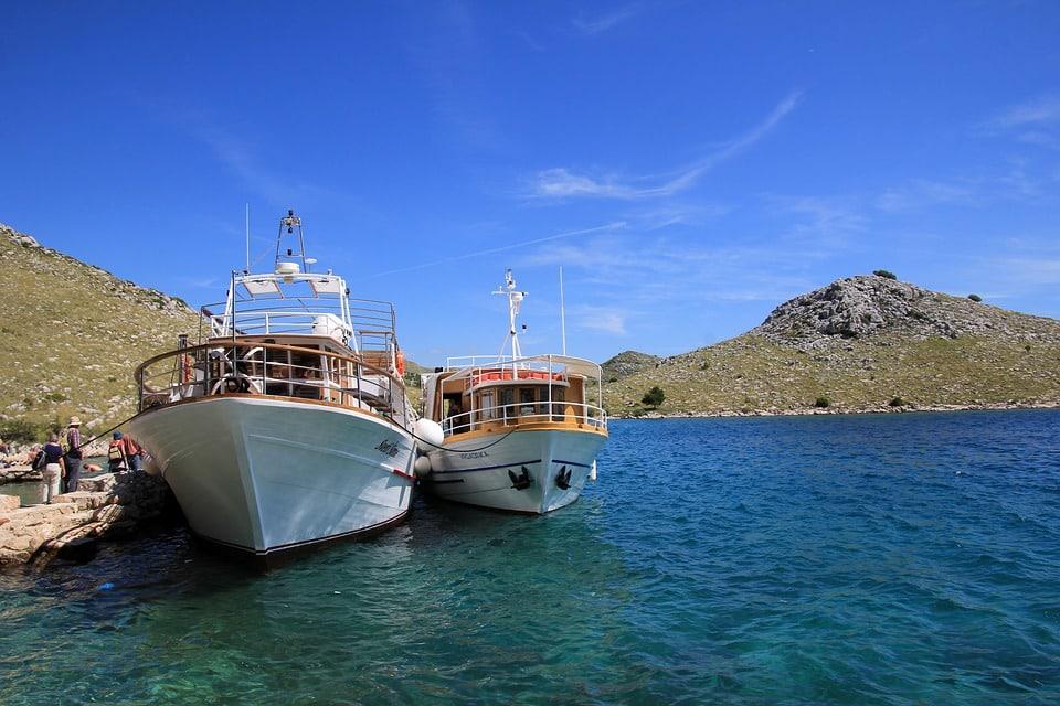 week end dans les îles en croatie