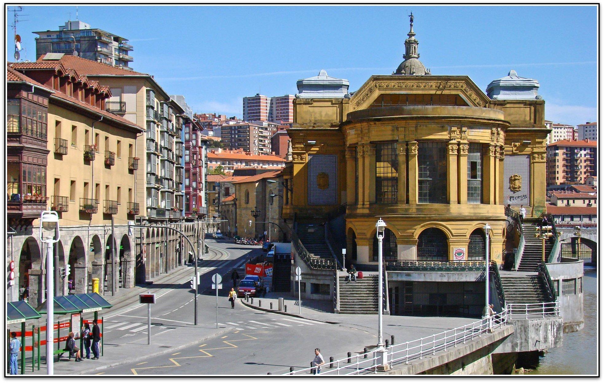 Week-end Gastronomique à Bilbao