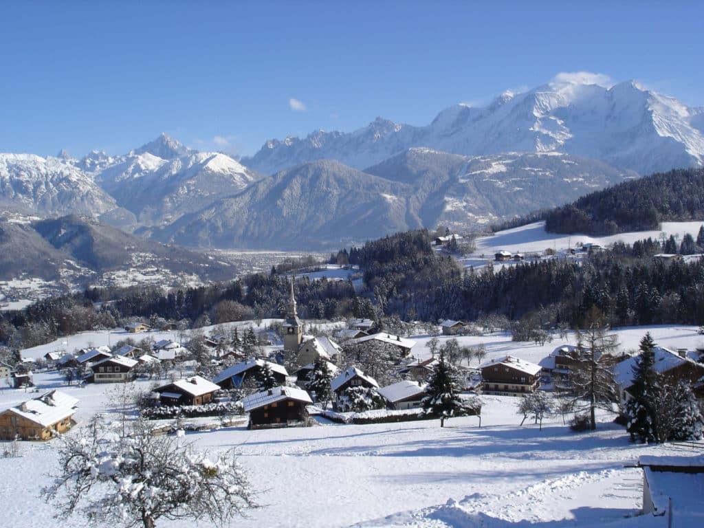 Weekend Randonnée en moyenne montagne dans le pays du Mont Blanc