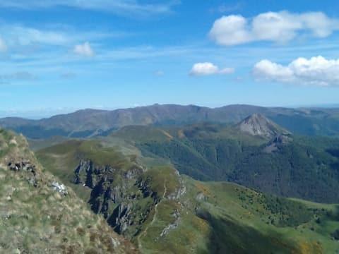 Weekend Par les Monts du Cantal