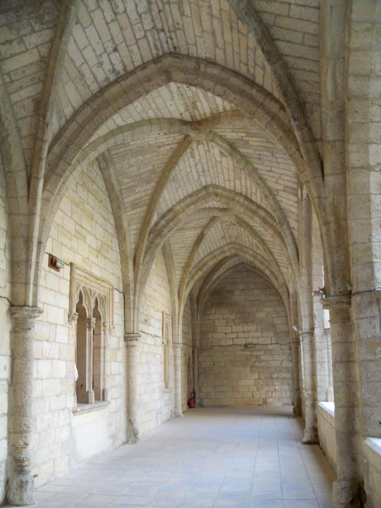 Weekend La visite à l'envers de la collégiale de Villeneuve les Avignon